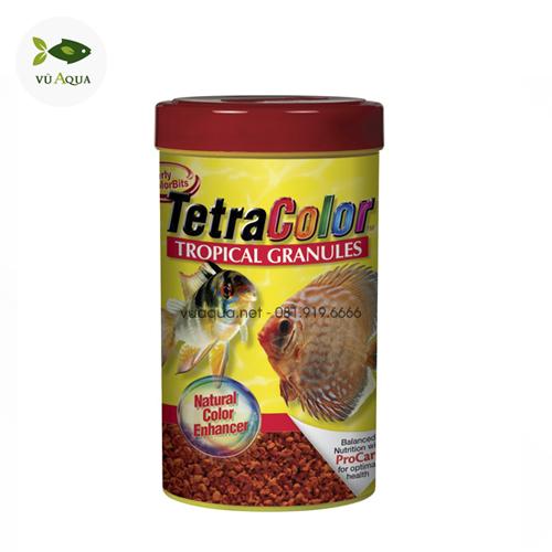 thức ăn cá tetra colour